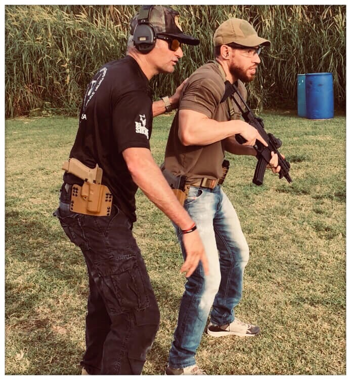Tactical Shooting Training | OIS Emeth Krav Maga USA